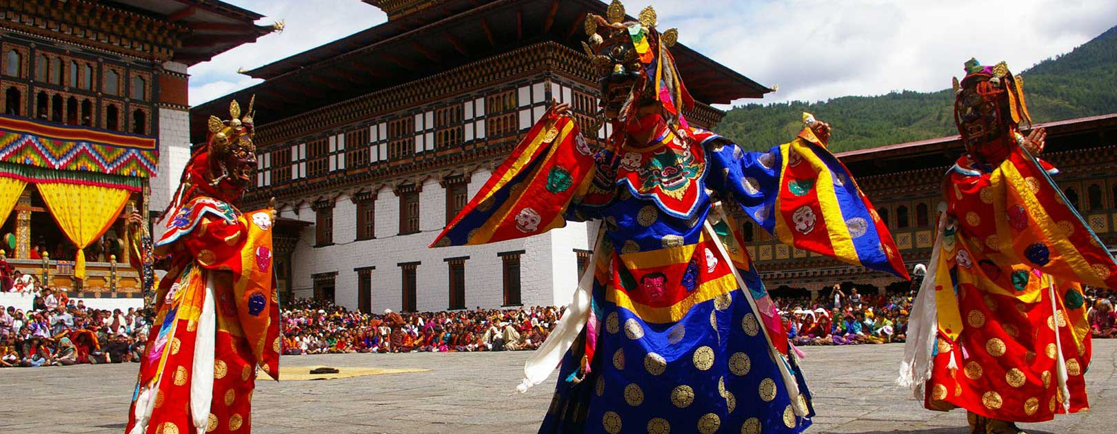 Bhutan Dragon Journey Tour